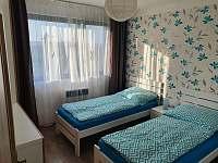 Ložnice 2 - pronájem apartmánu Milovice
