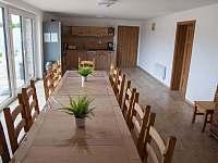 kuchyň, spol.místnost - Drnholec