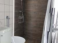 Koupelna v přírodním pokoji - Lančov