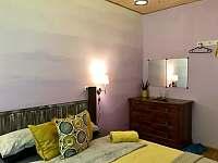 Levandulový pokoj - ubytování Lančov