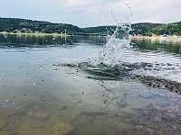 Vranovská přehrada - Lančov