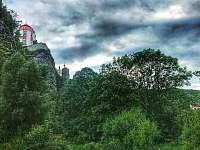 Zámek Vranov nad Dyjí - Lančov