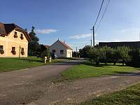 Domek v Podyjí - apartmán k pronájmu Lukov u Znojma