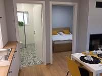 Domek v Podyjí, Žlutý apartmám - pronájem Lukov u Znojma