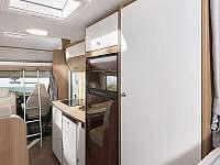Obytný vůz - apartmán k pronajmutí - 8 Unkovice