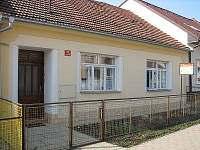 Chata k pronájmu - okolí Boskovic
