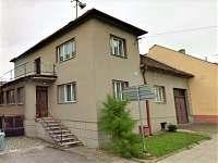 Bojkovice ubytování 9 lidí  ubytování