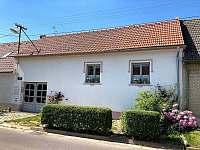Horní Věstonice léto 2018 ubytování