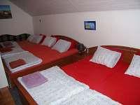 Ložnice apartmán č. 4