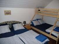 Ložnice apartmán č. 5