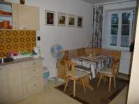 Obytná kuchyň apartmán č.2