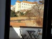 Apartmán na horách - dovolená Koupaliště Březí rekreace Mikulov