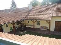 Chalupa u Vyškova na Moravě - chalupa ubytování Hlubočany - Terešov - 5
