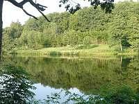 rybník v Pavlovicích