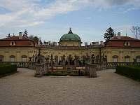 Zámek Buchlovice - pronájem chalupy Hlubočany - Terešov