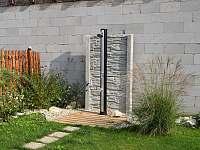 Venkovní sprcha - Lednice
