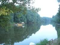 U řeky Moravy