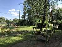 hřiště - pronájem apartmánu Lanžhot