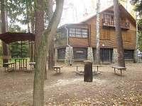 Chata ubytování v obci Pavlice
