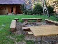 Chata Bilý potok - ubytování Veverská Bítyška