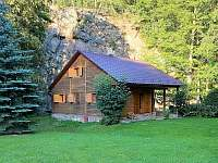 Chata ubytování v obci Krokočín