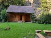 Chata Veverská Bítýška - k pronájmu