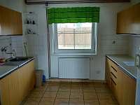 Ubytování u Dudů - kuchyň