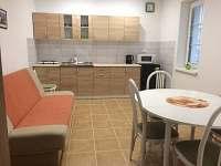 Apartmán č. 3 - kuchyň