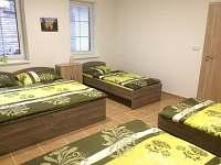 Apartmán č. 3 - ložnice 6 lůžek