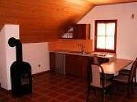 Apartmán č. 1 - kuchyň