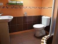 Apartmán č. 3 - koupelna - Nový Přerov