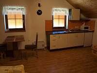 Apartmán č. 3 - kuchyňka - Nový Přerov