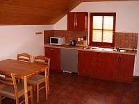 Apartmán Pohoda č.2 - kuchyň