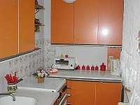 kuchyň - rekreační dům k pronajmutí Hlohovec