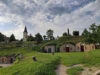 Vrbice - 3 km od Bořetic -
