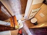 """""""Levandulová chalupa"""", """"Toaleta pro ložnici č. 3"""""""