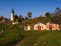 ubytování Lyžařský areál Němčičky na chalupě k pronájmu - Vrbice