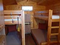 Chatka postele - Výrovice
