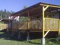 Chata ubytování v obci Únanov