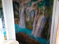 sprcha mobilní dům 2 - Výrovice