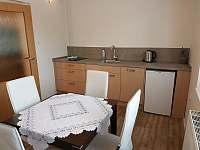 Kuchyně rodinný apartmán