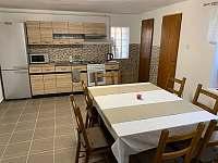 Kuchyně, společenská místnost