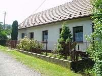 Chaty a chalupy Pitín na chalupě k pronájmu - Bzová, Bojkovice u Uherského Brodu