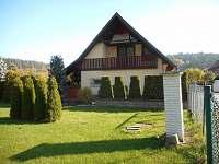 ubytování Moravský kras v apartmánu na horách - Holštejn