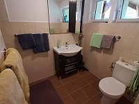 Koupelna s toaletou - Mutěnice