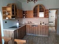kuchyň - rekreační dům ubytování Lednice