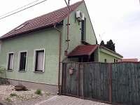 Rekreační dům - ubytování v soukromí - dovolená na Jižní Moravě