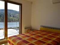 Ložnice + balkon