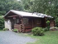 Srub.chata na Lučině