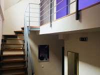schodiště do podkroví